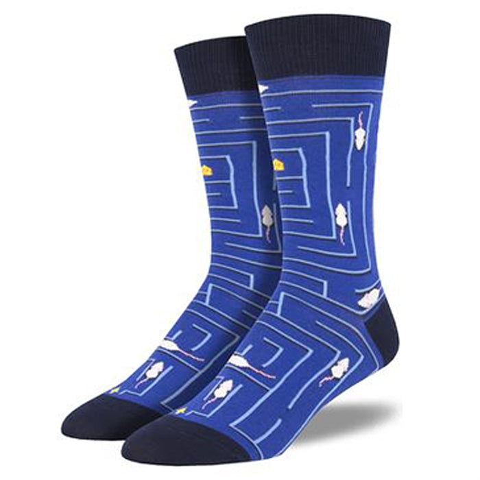 Socksmith Men's: Rat Race