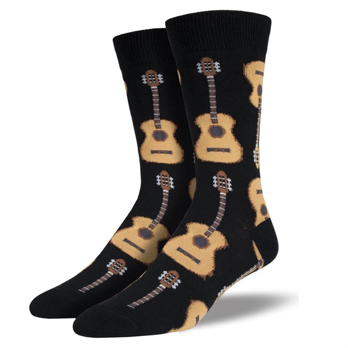 Socksmith Men's: Guitars