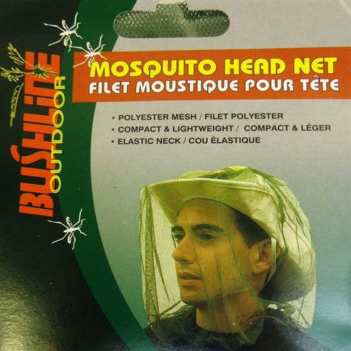 Bushline Pocket Mosquito Head Net