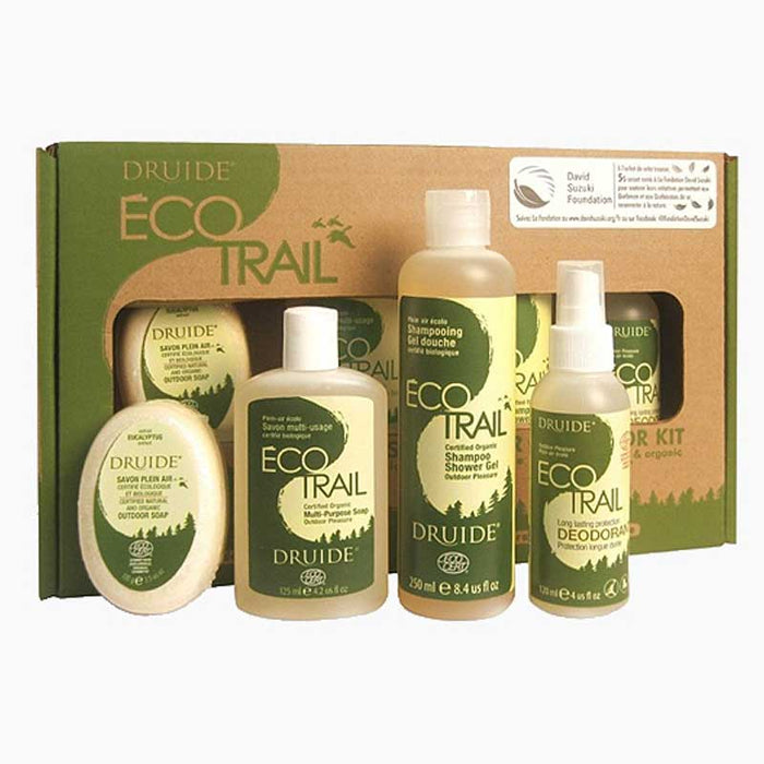 Druide Ecotrail Outdoor Essentials Kit