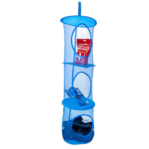 Compartmented hanging organisers