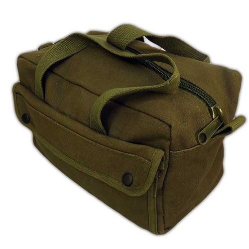 Classic Canvas Toiletry Bag