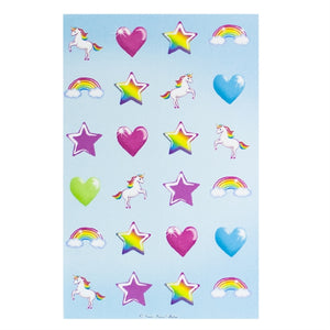 Unicorn seal-n-send Stationery