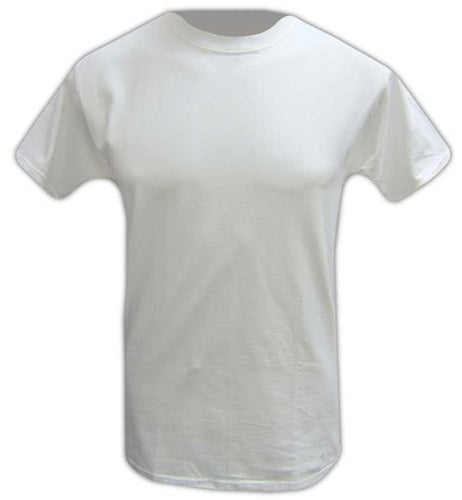 Hanes Men's Crew Neck Tee - 4 pack