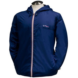 Misty Mountain Men's Rain Pack Jacket