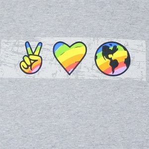 Youth Peace Love Earth Tee
