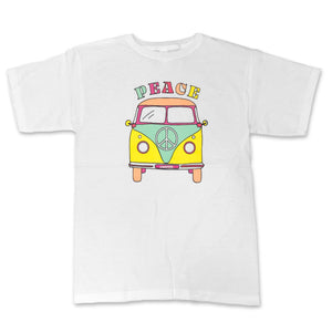 Youth Peace Van Tee