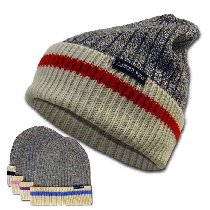 Stone Peak Watch Cap