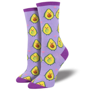 Socksmith Women's: You Guac My World