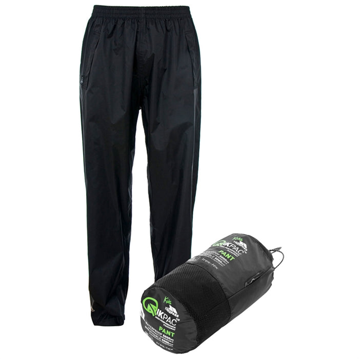 Trespass Youth Qikpac Waterproof Packing Pant