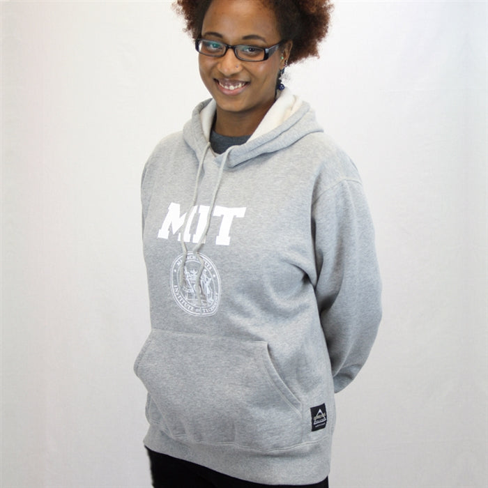 MIT Fleece Hooded Sweatshirt