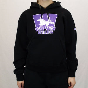 Western Fleece Hooded Sweatshirt - Youth