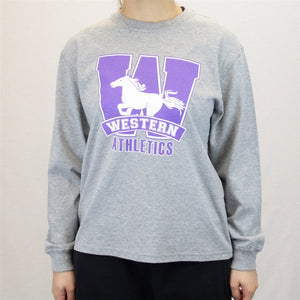 Western Long Sleeve T Shirt