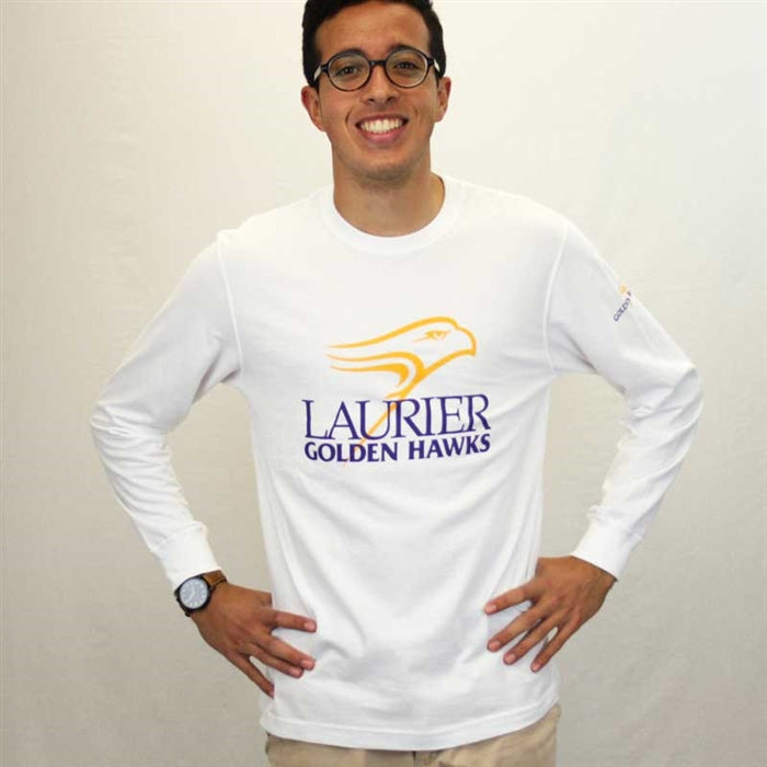 Wilfrid Laurier University Long Sleeve T Shirt