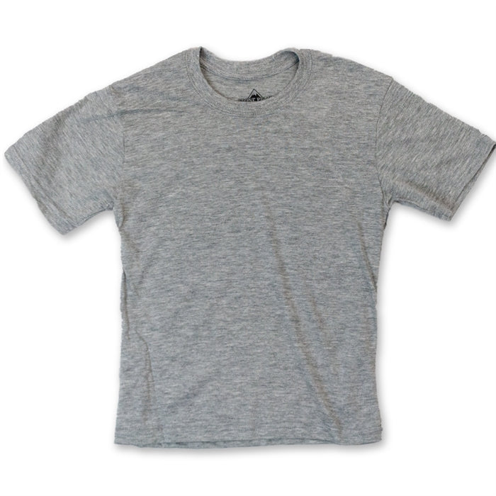 Youth Stone Peak Crew Neck Tee