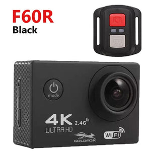 Ultra HD 4K Action Camera