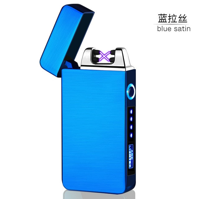 Touch Dual Arc Lighter