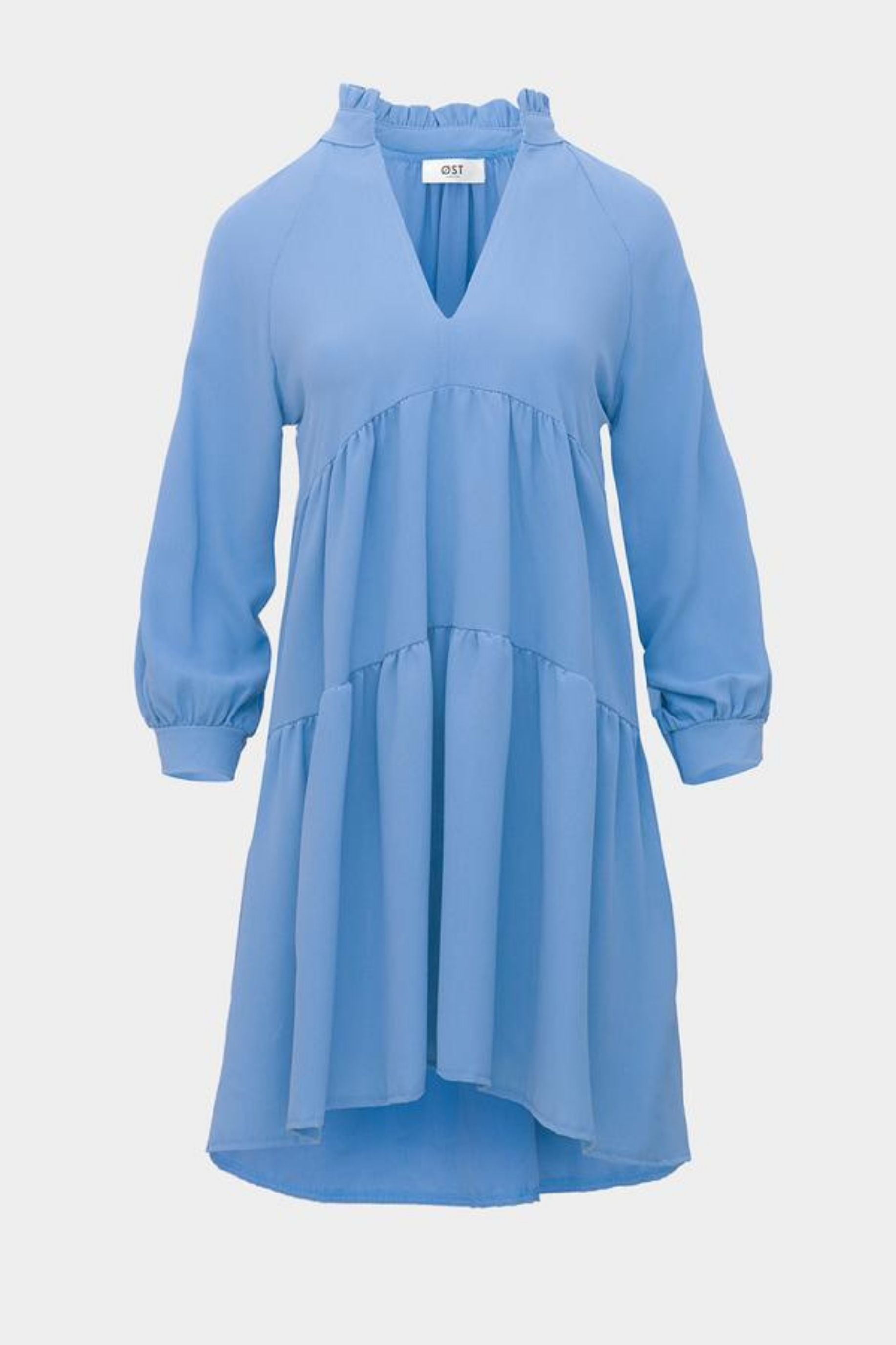 Emma Dress Sky Blue