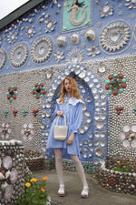 Load image into Gallery viewer, Emma Dress Sky Blue