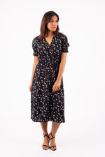 Load image into Gallery viewer, Little Flowers Midi Dress