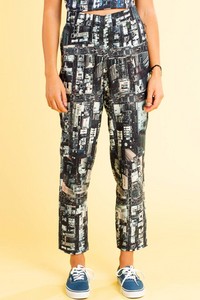Pants Moss Urban Multi color