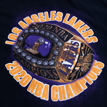 Load image into Gallery viewer, 2020 Lakers Ring Tee