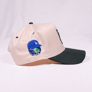 World Wide Snap (Green/Cream)