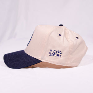World Wide Snap (Navy/Cream)
