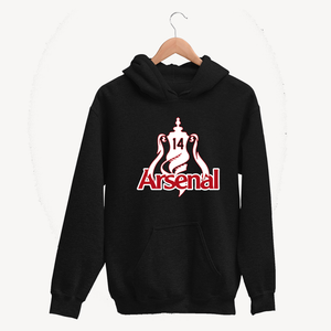 Arsenal FA Cup - Unisex Hoodie