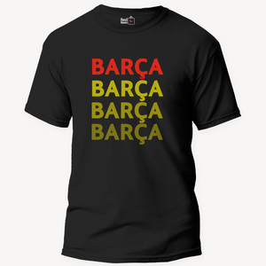Barcelona Faded - Unisex T-Shirt