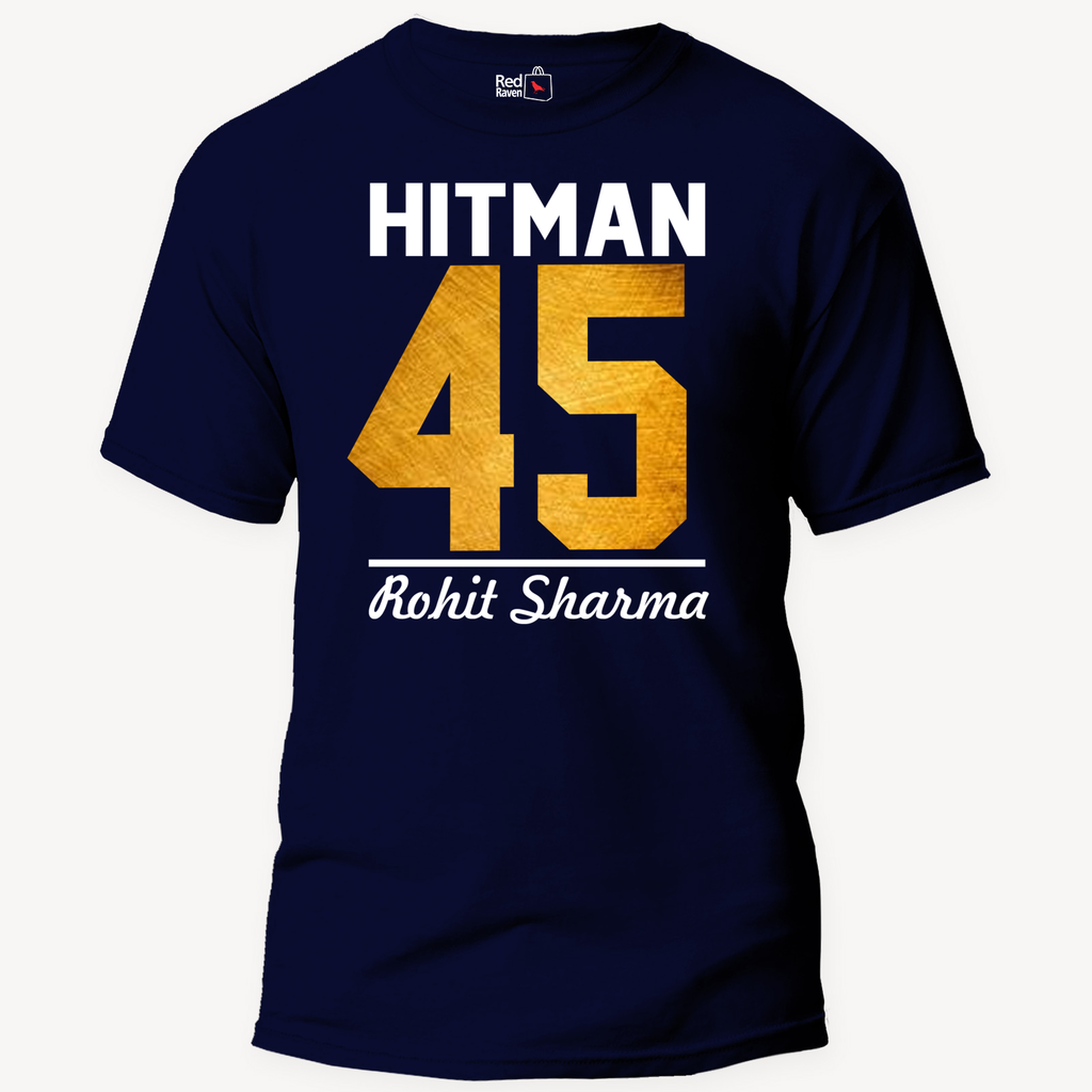ROHIT HITMAN 45 Cricket - Unisex T-Shirt