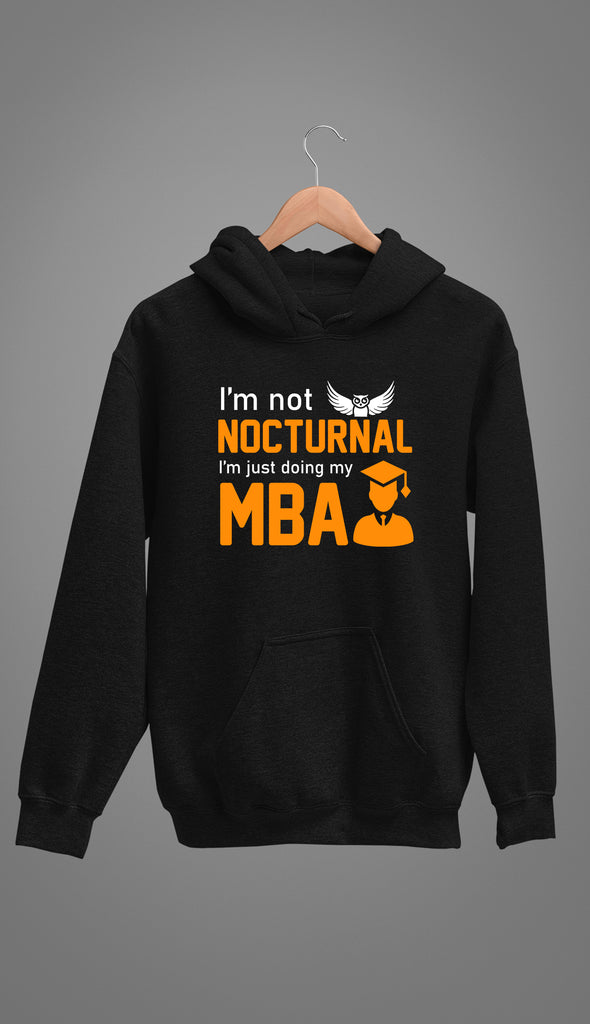 I'm Not Nocturnal - Unisex Hoodie