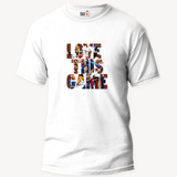 Love this game - Unisex T-Shirt