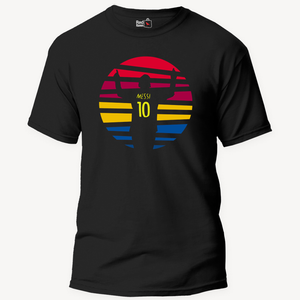 Messi Circular Football - Unisex T-Shirt