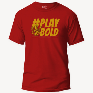 Play Bold RCB Cricket - Unisex T-Shirt