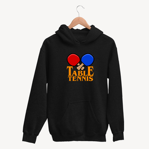 Table Tennis - Unisex Hoodie