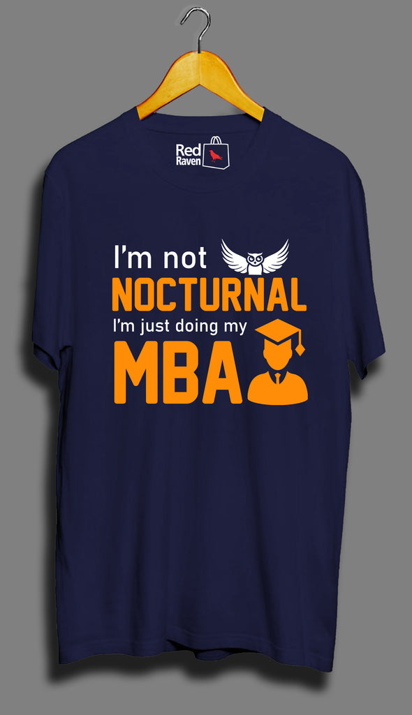 I'm Not Nocturnal - Unisex T-Shirt