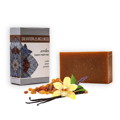 amber bar soap organic vegan jersey city salvation wellness