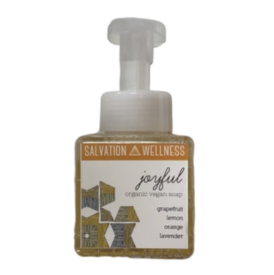 Salvation Wellness Joyful Liquid Soap