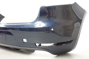 GENUINE PORSCHE MACAN 2014-onwards 5 Door SUV REAR BUMPER p/n 95B807421