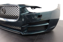 Load image into Gallery viewer, GENUINE JAGUAR XE SE/Portfolio Saloon/Estate FRONT BUMPER p/n GX73-17F003-AA