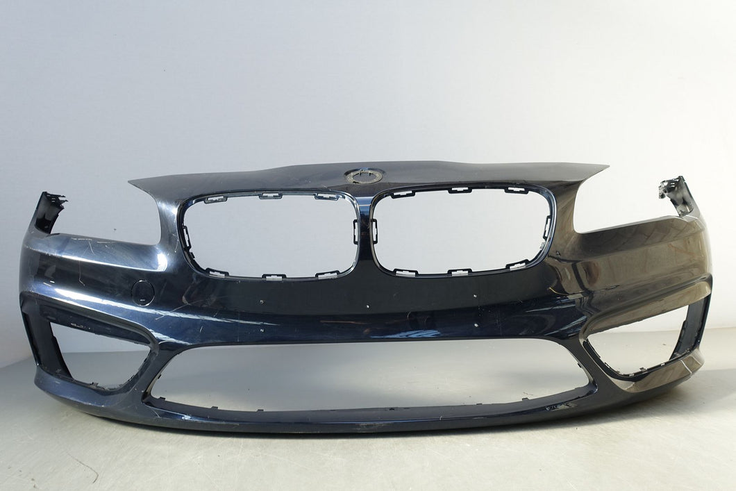 GENUINE BMW 2 SERIES GRAN/ACTIVE F45 TOURER 2015- FRONT BUMPER 51117328677