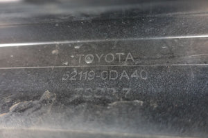 GENUINE TOYOTA YARIS 2017-onwards HATCHBACK FRONT BUMPER p/n 52119-0DA40