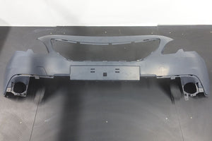 GENUINE PEUGEOT 2008 2016-onwards 5 Door SUV FRONT BUMPER p/n 9814116177