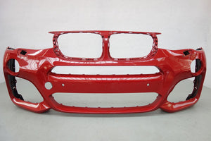 GENUINE BMW X3 F25 2014-onwards SUV 5 Door M SPORT FRONT BUMPER p/n 51118056874