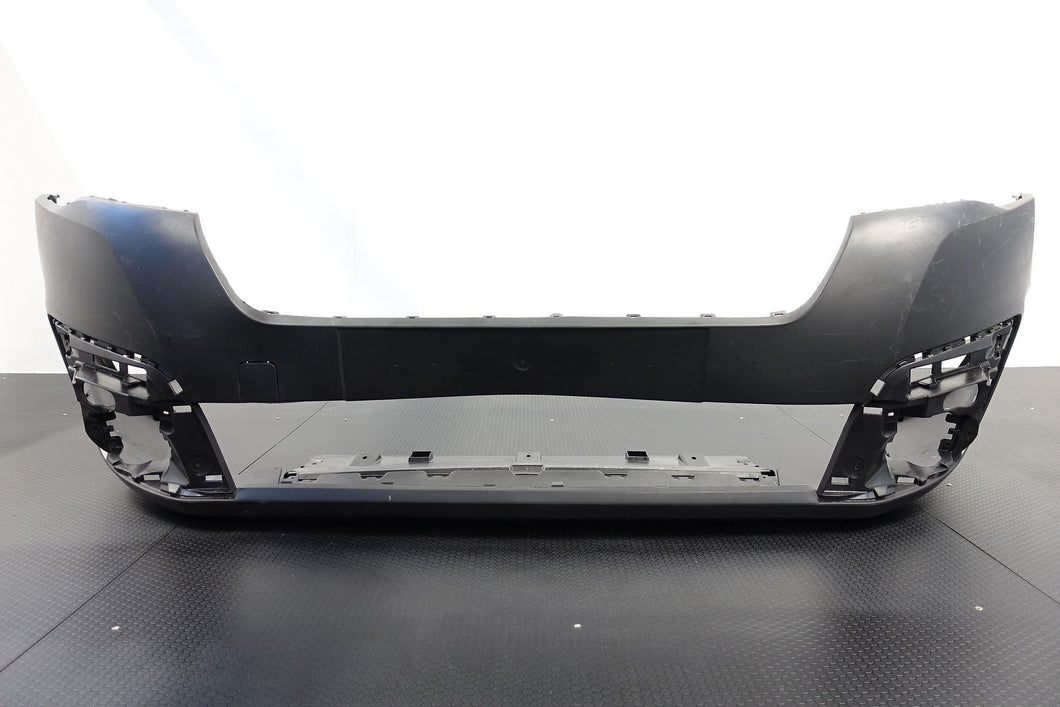 GENUINE PEUGEOT PARTNER 2015-onwards FRONT BUMPER p/n 9810923377