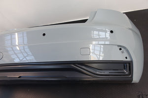 GENUINE AUDI A1 2019-onwards Hatchback REAR BUMPER p/n 82A807511A