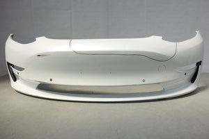 GENUINE TESLA MODEL 3 Hatchback 2017-onwards FRONT BUMPER p/n 1084168-00-D