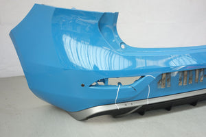 GENUINE VOLVO V40 R DESIGN 2012-onwards Hatchback REAR BUMPER p/n 31283756
