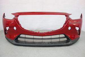 GENUINE MAZDA CX3 CX-3 2015-onwards SUV FRONT BUMPER p/n D10J-50031